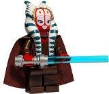 LEGO Star Wars Clone Wars Minifigure - Shaak Ti with Lightsaber (Star Wars The Clone Wars Shaak Ti)