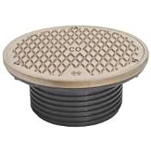 Sioux Finishline 834-4HNR Cleanout Cover Round Nickel Bronze