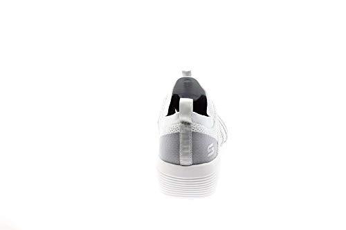 Skechers Arya Grigio Sneaker 23757 Donna SCwfBq