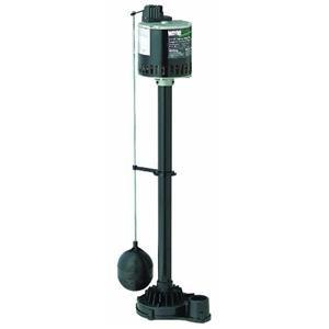 (Wayne PTU30 Thermoplastic Pedestal Sump Pump)