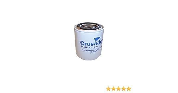 CRUSADER 22687 Crusader Crusader Spin On Fuel Filter 22687