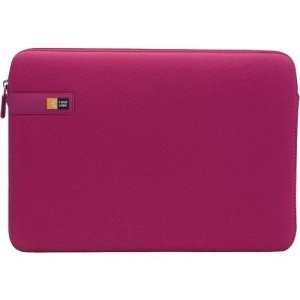 2KV1173 - Case Logic LAPS-113 Carrying Case (Sleeve) for 13.3quot; Notebook - Pink