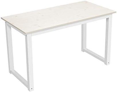 Yaheetech Modern Computer Desk White 47 Review
