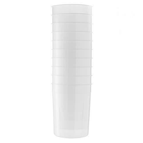 Basix 128 oz. Freezable Deli Food Storage Containers w/Lids