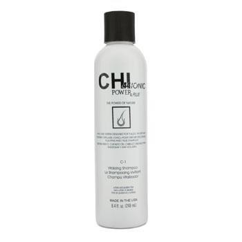 CHI 44 Ionic Power Plus C-1 Vitalizing Shampoo, 8.4 Ounce