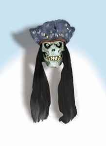 (Forum Novelties Pirate King Head)