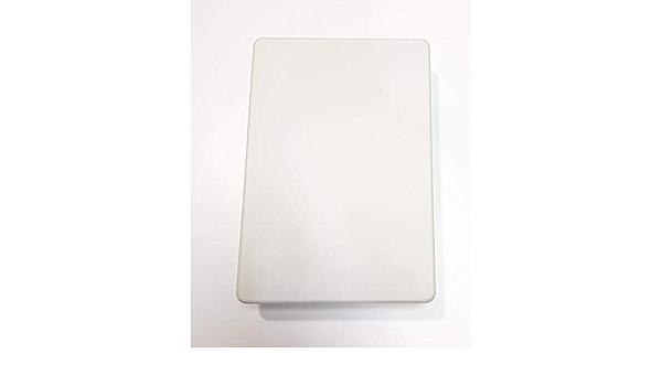 Tapa Caja Empalme 160x100mm Garra Metálica: Amazon.es: Bricolaje y herramientas