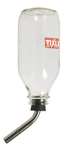 Lixit Pet Glass Water Bottle, 32-Ounce (Parrot Water Bottles)