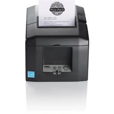 STARMICRON 39481470 - Star Micronics TSP654IIBI2-24OF GRY US Direct Thermal Printer -
