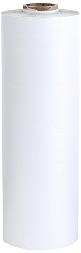 """Mutual 16006 PVC Aerial Paneling Tape, 6 mil thick, 100 yds Length x 48"""" Width, White"""