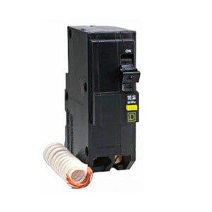Circuit Breaker, 60A, 2P, 10Ka, 120/240Vac by Square D