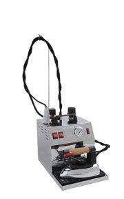 HI-Steam MVP-35 Mini Boiler Iron by European Finishing