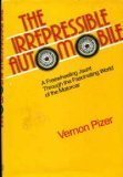 The Irrepressible Automobile, Vernon Pizer, 0396085806