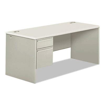 HON38291RB9Q - 38000 Series Single Pedestal Desk