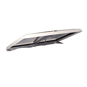 Heng's (90007-C1 Opaque White 13'' x 20'' Vent Lid by Heng's
