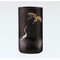 竹中銅器 83-02 銅製花瓶 変形 祝 B00CHN89JC