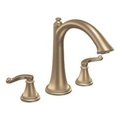 Moen showhouse s293bb savvy two handle roman tub faucet for Showhouse faucets
