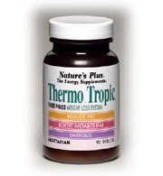 Nature's Plus - Thermo Tropic Tablets 90