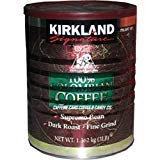 Name: Kirkland Signature 100% Colombian Coffee, 3 Pound (3 LB) – PACK OF 4