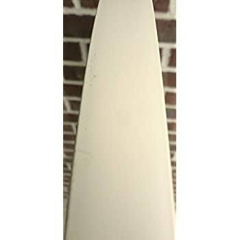 "Almond melamine edgebanding roll 1.25/"" x 120/'/' with preglued adhesive 1//50/"""
