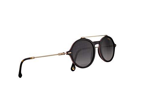 Carrera 195/S Sunglasses Black Havana w/Dark Grey Gradient Lens 50mm WR79O CA195/S 195S