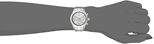 Amazon.com: Invicta Women's 19216 Angel Analog Display Japanese Quartz  Silver Watch: Invicta: Watches