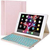 Best Boriyuan Keyboard Case For Ipad Airs - iPad Keyboard Case Compatible with iPad 9.7 2018 Review