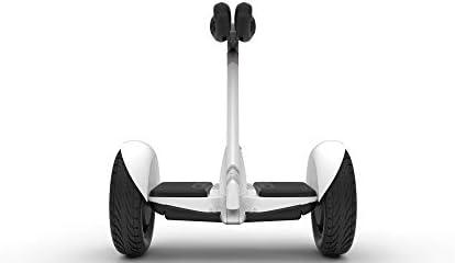 Segway - Gyropode Ninebot Auto-équilibrage Trottinette, Blanc