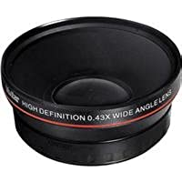 Vivitar 4372W 0.43X 72mm Wide-Angle Lens