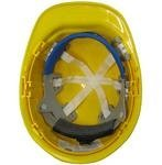 Dottie SFTYR Front Brim Hard Hat, 6-Pt Suspension - Yellow