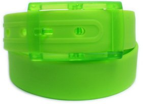 NEW! Green Silicone Golf Belt - One Size Fits All