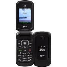 Net10 LG 236C Flip Phone (CDMA – Verizon Towers)