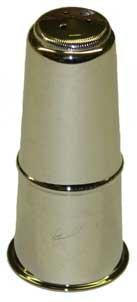 Pisoni Nickel-Plated Cap Tenor Sax