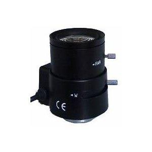 VideoSecu 3.5mm~8mm Vari-Focal F1.4 Manual Iris Lens CS Mount for CCTV Security Camera 1BF