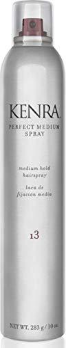 Kenra Perfect Medium Hair Spray #13, 55% VOC, 10-Ounce