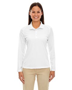 Extreme Armour Eperformance Snag Protection Long Sleeves Polo (75111) -WHITE 701 -XL