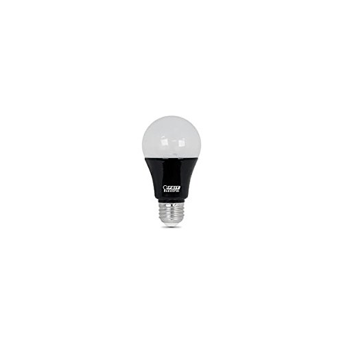 FEIT ELECTRIC BPA19/BLB/LED LED BLACK LIGHT BULB, 9 WATTS