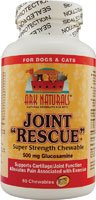 """Ark Naturals Joint """"Rescue"""" Super Strength Chewable for All Pets, 60 Count, My Pet Supplies"""