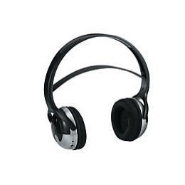 Radioshack Infrared Wireless Stereo Headphones W/transmitter