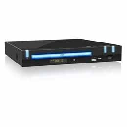 【まとめ 5セット】 オーセラス販売 HDMI端子付きDVDプレイヤー(黒) DP-10BK B07KNV5M8C