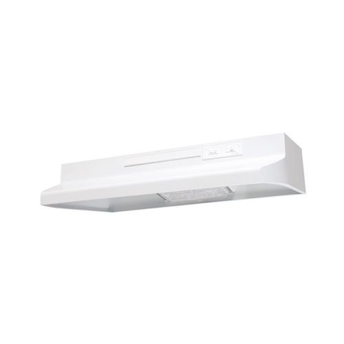Air King AV1215 Advantage Convertible Under Cabinet Range Hood with 2-Speed Blower and 180-CFM, 7.0-Sones, 21-Inch Wide, Almond Finish