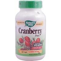 Way Cranberry Fruit de la nature, 180 Vcaps