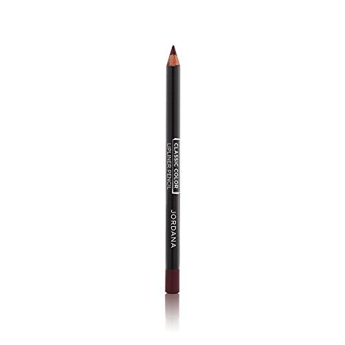 JORDANA Classic Lipliner Pencil - Plum Brown