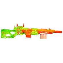 Nerf N-Strike Limited Edition Longstrike CS-6 Sonic Series Dart Blaster