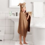 Jumping Beans® Bear Bath Wrap Hooded Towel