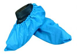 Polyethylene Disposables CPE-XL Shoe Cover, X-Large, Case of -