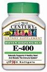 - Water Dispersible Vitamin E-400 400 Iu 110 Sgels
