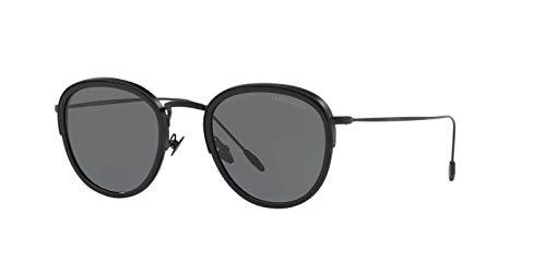 Giorgio Armani Men's 0AR6068 Black/Grey One Size