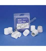 Garelick 76011:01 Premium Chair Tip Replacements - Pack Of 4