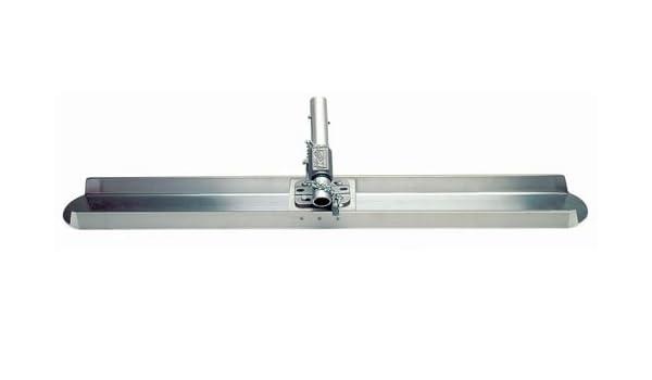 "Kraft Tool Concrete Magnesium Bull Float 48/"" w//Button Bracket"